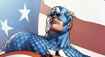 Capitan América Hello Friki